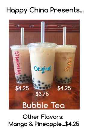 Bubble Tea in Peachtree City